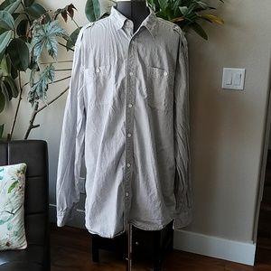 Buffalo long sleeve button down shirt